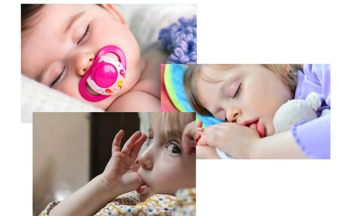 0 9 660x420 - تأثیر منفی مکیدن انگشت و پستانک روی دندان کودکان