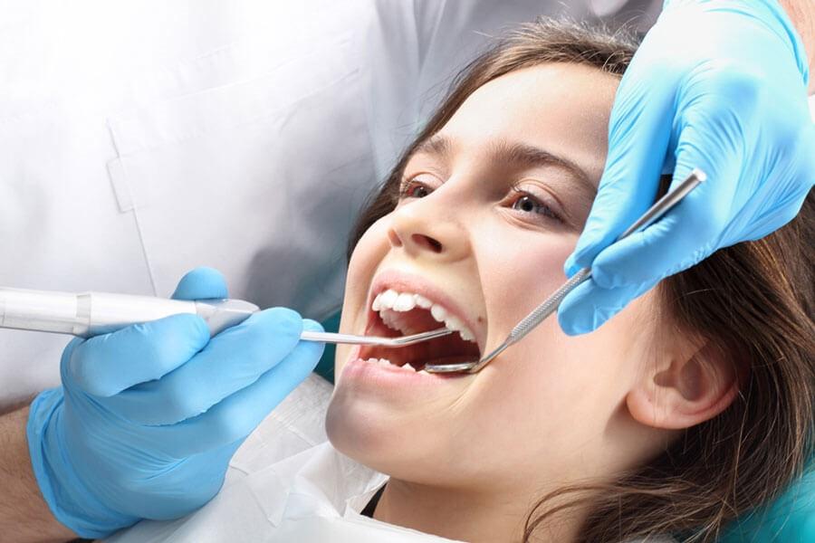 1 15 - پالپوتومی دندان شیری کودکان