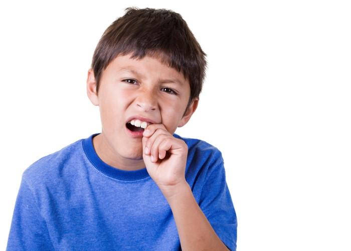 1 10 - حوادث دندانی در کودکان