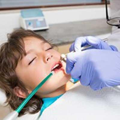 1 7 - دندانپزشکی تحت بیهوشی برای کودکان