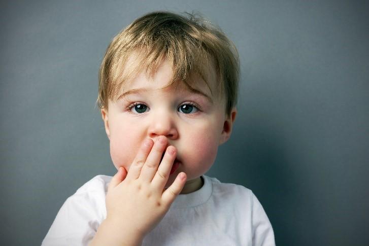 2 1 - بیماریهای لثه در کودکان
