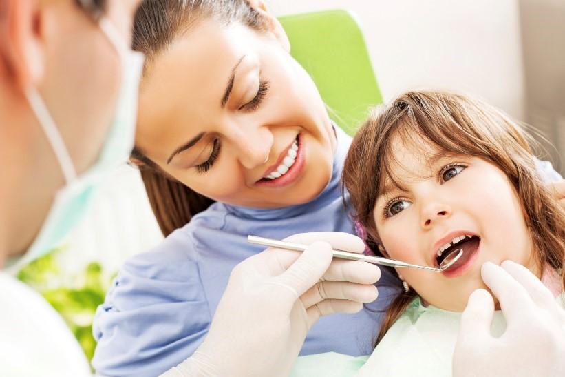 4 1 - بیماریهای لثه در کودکان