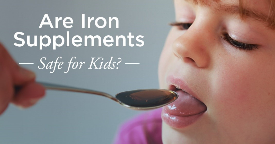 12 - آیا قطره آهن موجب ایجاد لکه روی دندان کودک می شود؟