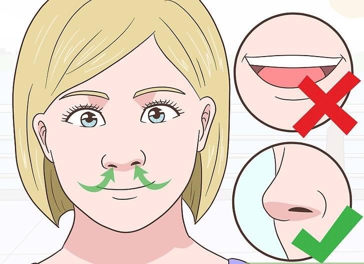 2 5 - تنفس دهانی در کودکان