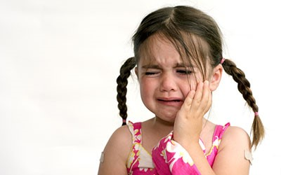 4 2 - حساسیت دندان در کودکان