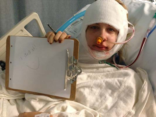مراقبتهای لازم پس از جراحی فک