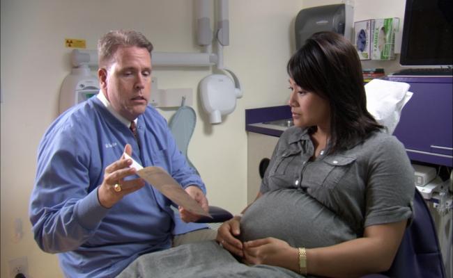 ارتودنسی در دوران بارداری