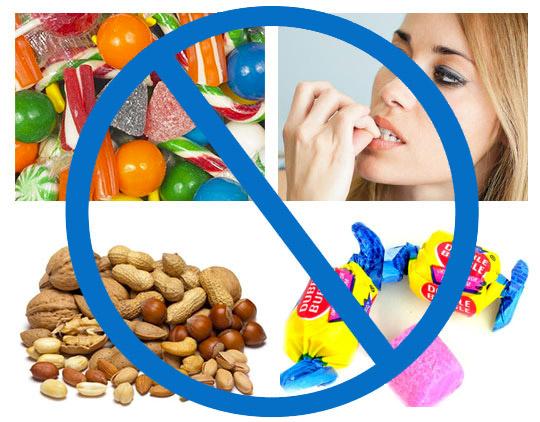 1 2 1 - تغذیه در دوران درمان ارتودنسی