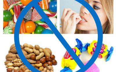 تغذیه در دوران درمان ارتودنسی