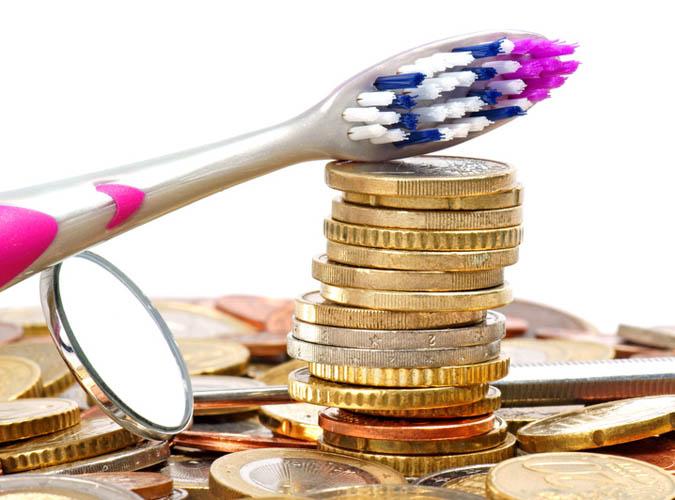 toothbrush money - هزينه و قيمت درمان ارتودنسى