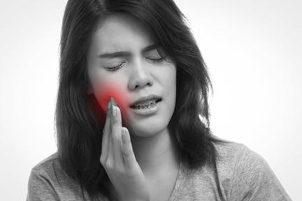 sensitive teeth - ارتودنسی و توصیه های نوروزی