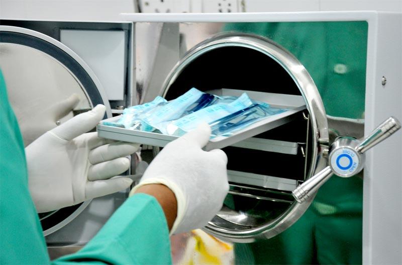 sterlization - متخصص ارتودنسى در فرديس كرج