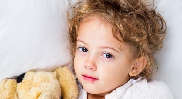 1 - تبخال در کودکان