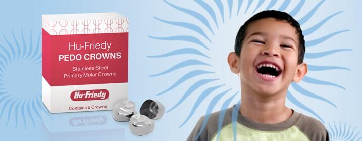 5 - روکش دندان کودکان