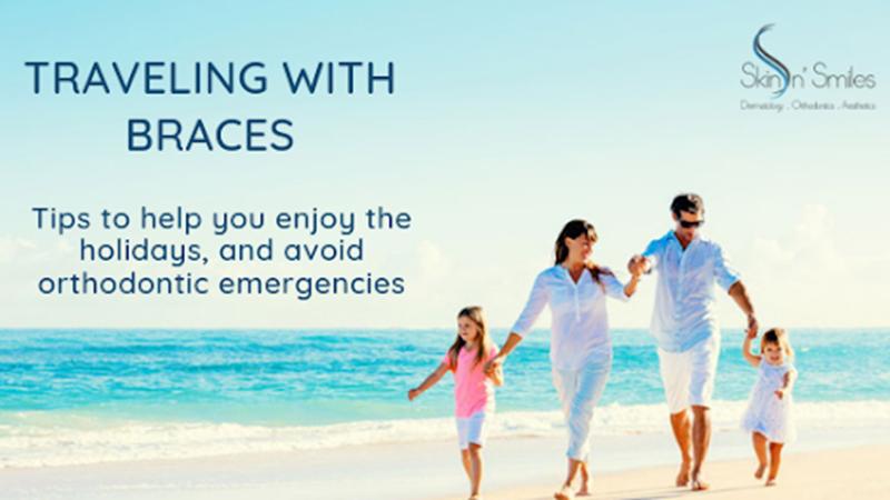 22 - نکاتی برای سفر کردن در طول درمان ارتودنسی