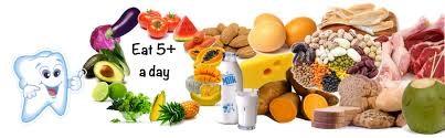 3 - رژیم غذایی و سلامت دهان و دندان
